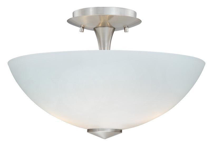 Vaxcel Milano 13 Inch Ceiling Light W/frosted Opal Model: C0005