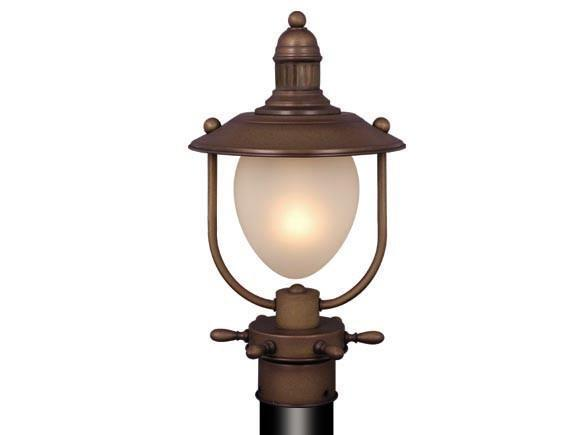 Vaxcel Orleans 9 Inch Outdoor Post Light Model: OP25595RC