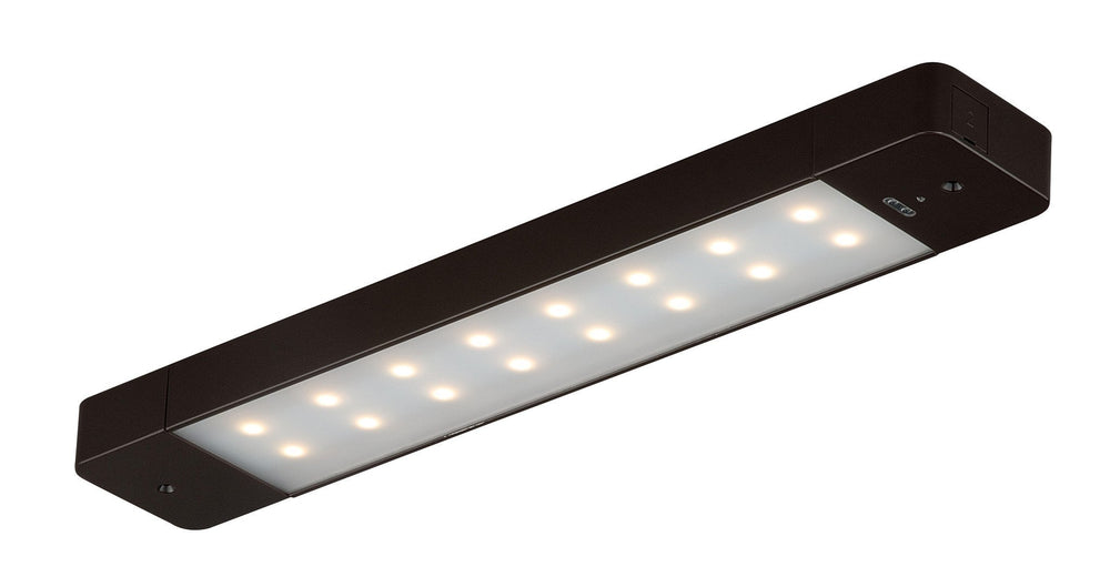 Vaxcel Under Cabinet LED Instalux® 16 Inch LED Motion Under Cabinet Light Model: X0004