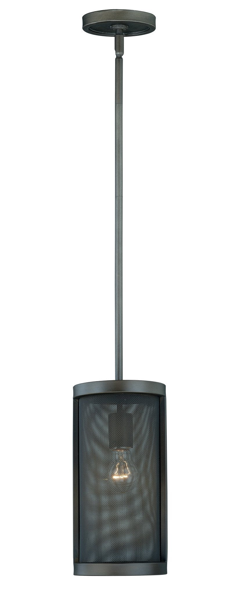 Vaxcel Wicker Park 6 Inch Mini Pendant (dual Mount) Model: P0100