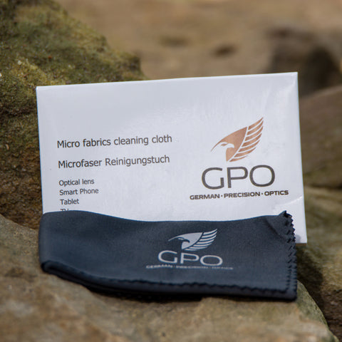 GPO Microfiber Cleaning Cloth