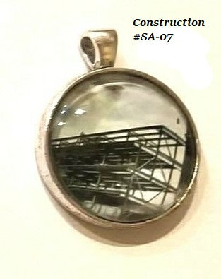Photo Pendants / Ornaments - Wearable Art by Stephanie Atkinson - 29 Designs to Choose From!