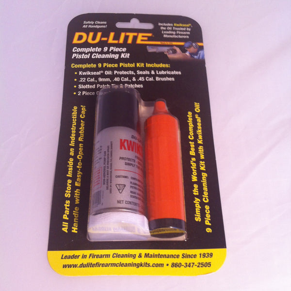 Du-Lite Complete 9-Piece Cleaning Kit