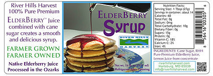 River Hills Harvest Elderberry Syrup