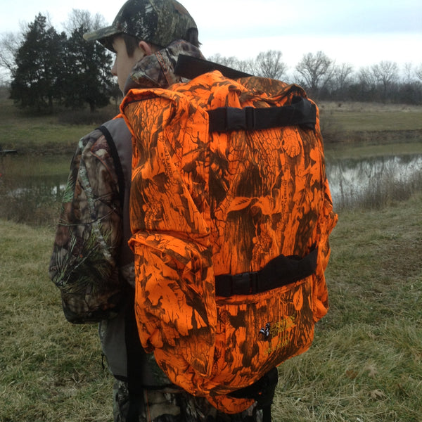 Critters Dreams Backstrap Scent-Controlled Backpack