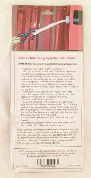 LOOP-EZ Anchoring System