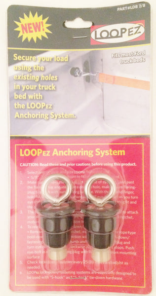 LOOP-EZ Anchoring System - Fastening Units Only