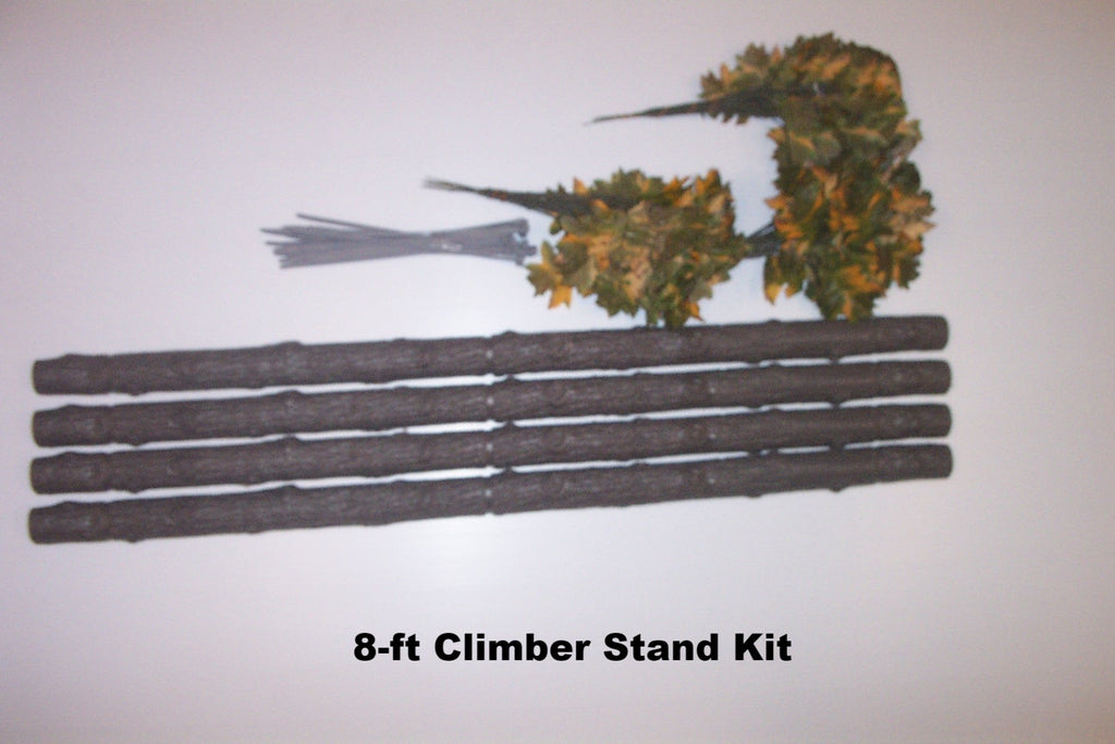 Ladderflauge Tree Stand Concealment System Lucky Snipe Llc