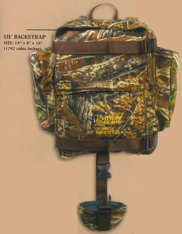 Critters Dreams Lil' Backstrap Scent-Controlled Bag