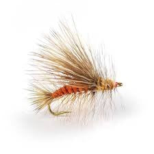 Stimulator Orange Fishing Flies #14
