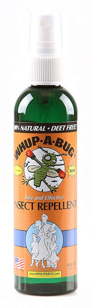 Whup-A-Bug — Personal-Use Spray (2 oz, 4 oz, 8 oz)