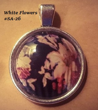 Photo Pendants / Ornaments - Wearable Art by Stephanie Atkinson - 27 Designs to Choose From!