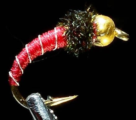 Zebra Midge Fly Fishing Flies
