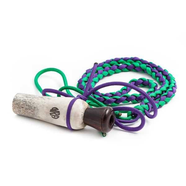 Handmade Paracord Lanyard (Variety of Colors Available)