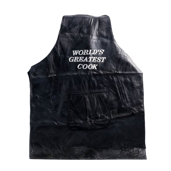 Leather BBQ and Cooking Apron