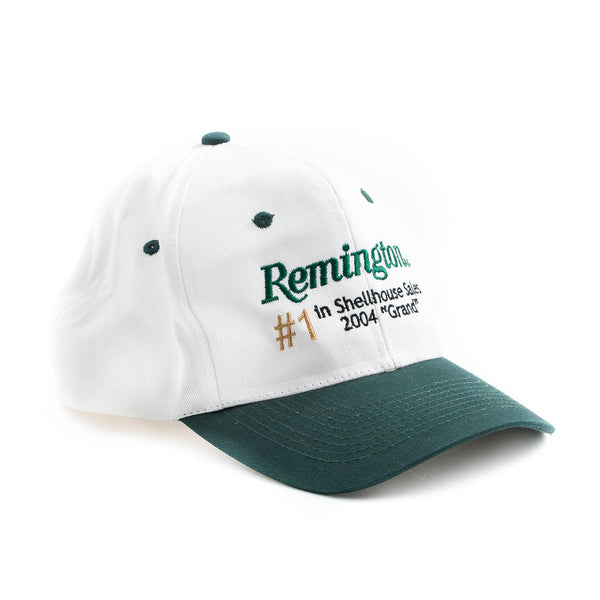 White/Green Remington #1