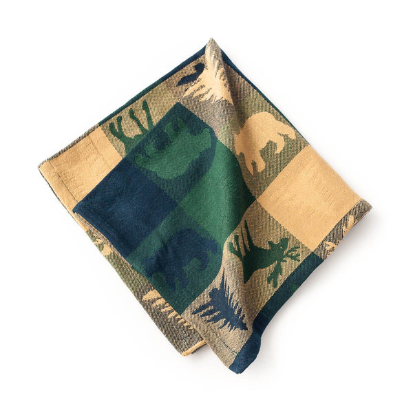Wilderness Cotton Napkins (Set of 4)