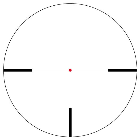 PASSION 3X 3-9x40i, reticle – German#4 illuminated