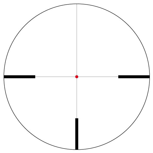 PASSION 8X 1-8x24i, reticle – German #4 illuminated