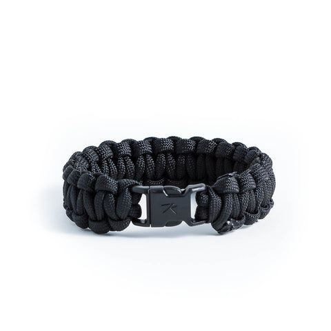 Black Survival Bracelet