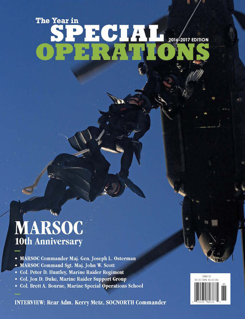 The Year in Special Operations: 2016-2017