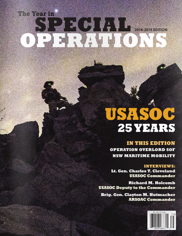 The Year in Special Operations: 2014-2015