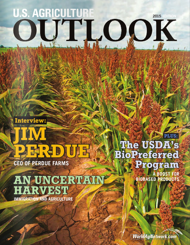 U.S. Agriculture Outlook: 2015