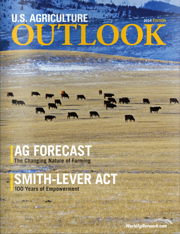 U.S. Agriculture Outlook: 2014