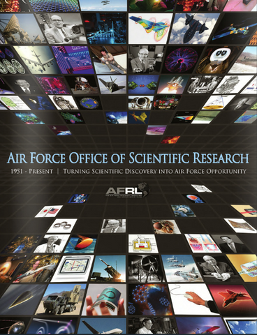 Air Force Office of Scientific Research: 60th Anniversary