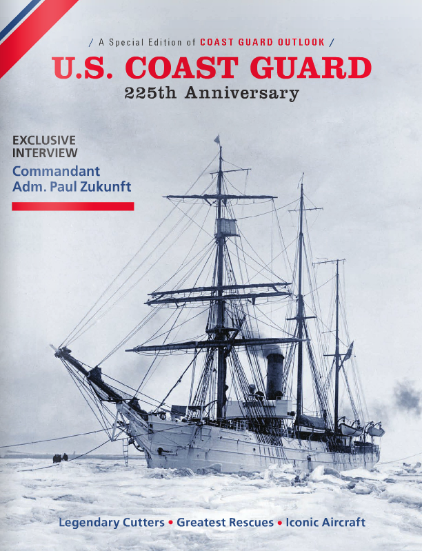 Coast Guard 225th Anniversary: A Special Edition of Coast Guard Outlook