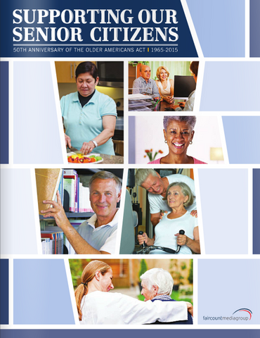 Supporting Our Senior Citizens: 50th Anniversary of the Older Americans Act