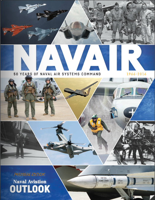 NAVAIR: 50 Years of Naval Air Systems Command
