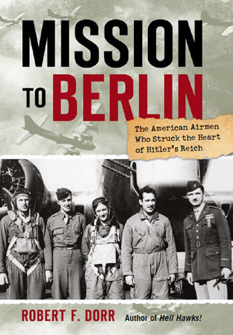 Mission to Berlin (Signed)