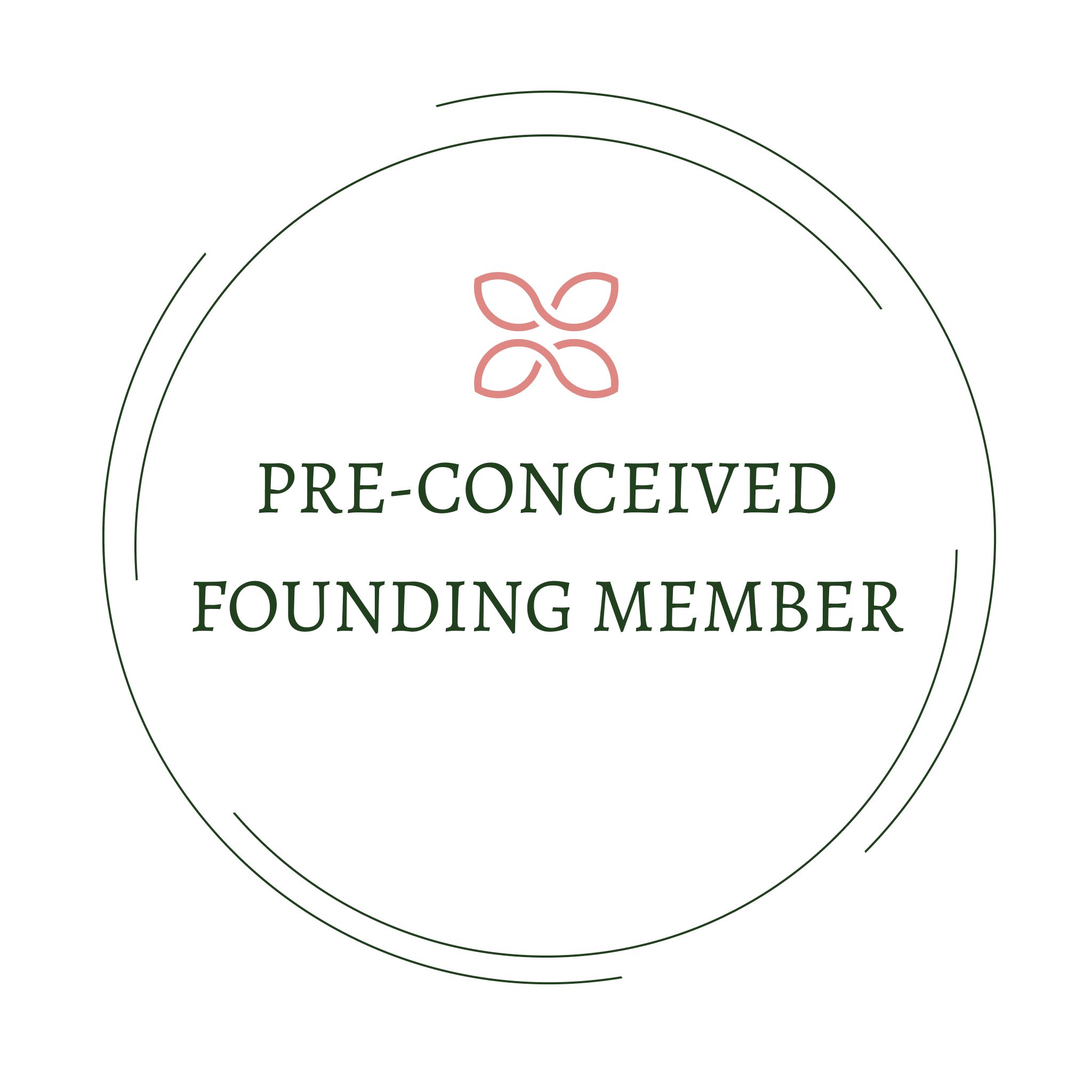 PRE-CONCEIVED: Founding Membership: Couples Plan