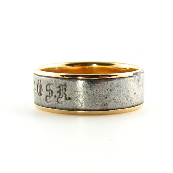 Historic 1914 Berlin Iron Ring