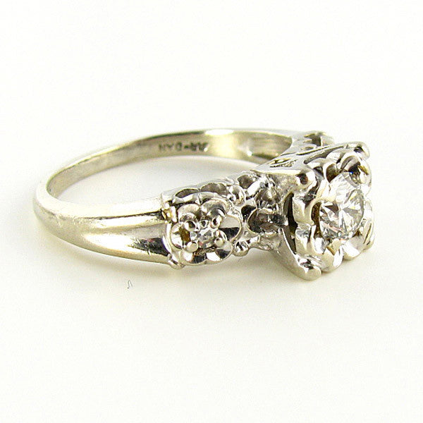 vintage wedding set beautiful antique jewelry - Antique Wedding Ring Sets