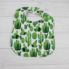 Load image into Gallery viewer, Bib | Cactus White