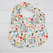Load image into Gallery viewer, Bib | Honey Bee Floral