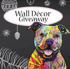 Wall Decor Giveaway