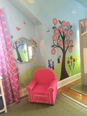 Garden Girls Room