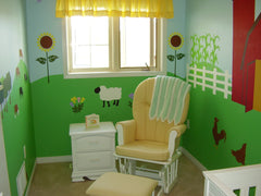 farm theme room