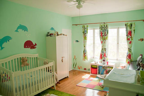 Ocean Themed Nursery