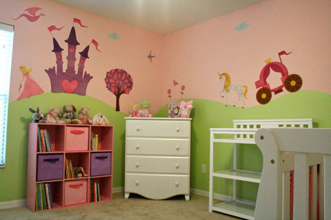 princess decals