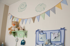 Gender Neutral Nursery Decor