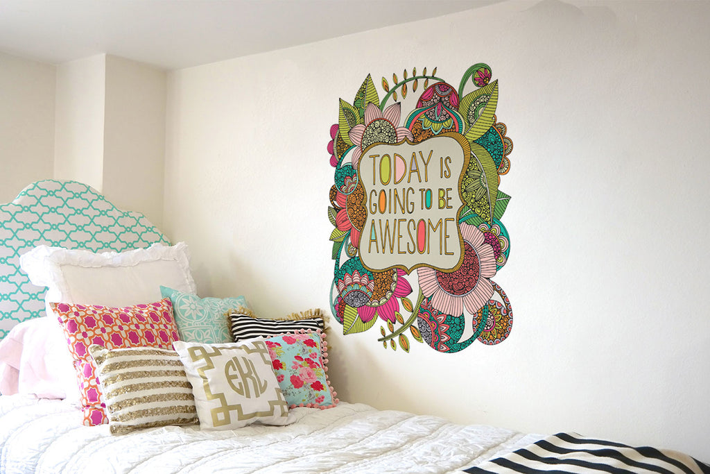 Wall Sticker for Dorm Room