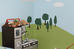 Boys Bedroom Wall Mural