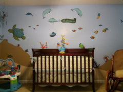 Ocean Wall Stickers