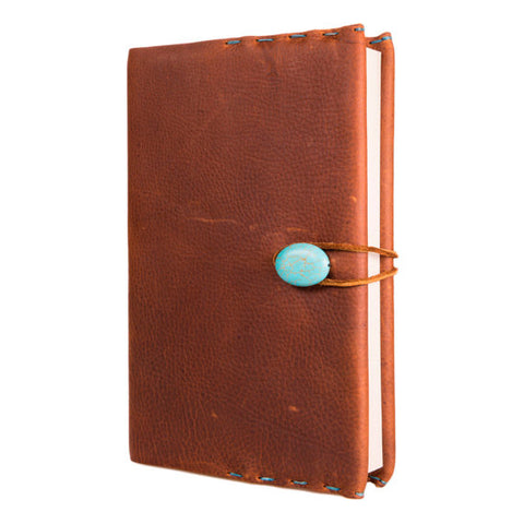 Whiskey Bandito Leather Journal