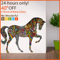 Horse of Many Colors Sale