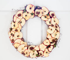 Dried Apple Wreath